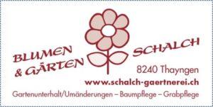 Logo Schalch Gärtnerei